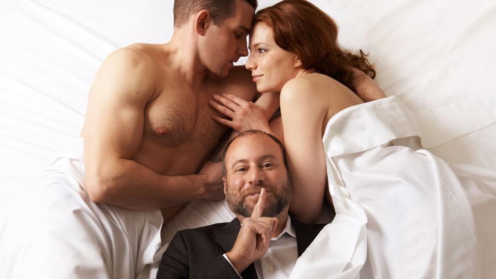Секс замужними женщинами
