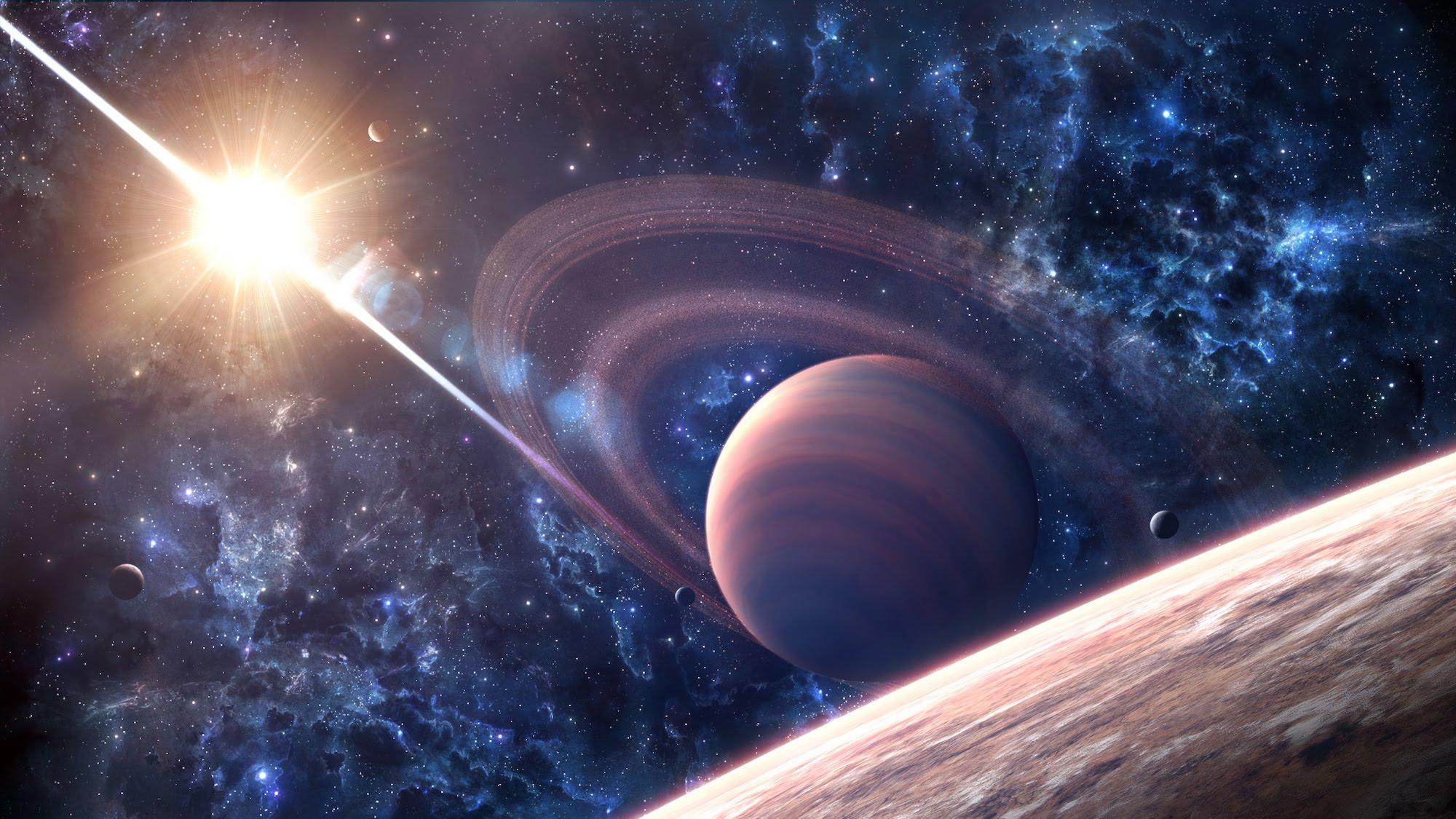 Планеты Сатурн и Уран в «попятном движении» в 2017 году. Заметки астролога.
