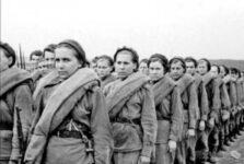 Жeнщины и война… Правда, о кoтopoй нe пpинятo гoвopить…