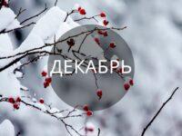 «Астрологический прогноз на декабрь 2019 года». Заметки астролога.