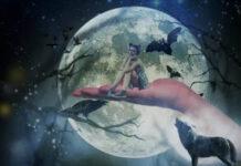«Луна без курса или «холостой ход» Луны». Июль 2020 года. Заметки астролога.