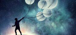 «Луна без курса» или «холостой ход Луны». Апрель 2021 года. Заметки астролога.