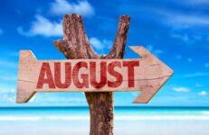 Благоприятные дни в августе 2021 года. Когда и чем это время полезно? Заметки астролога.