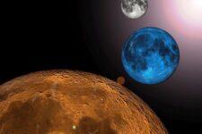 «Луна без курса» или «холостой ход Луны». Октябрь 2021 года. Заметки астролога.